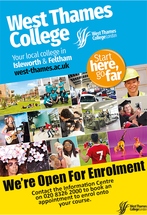 Enrol Still Open Small
