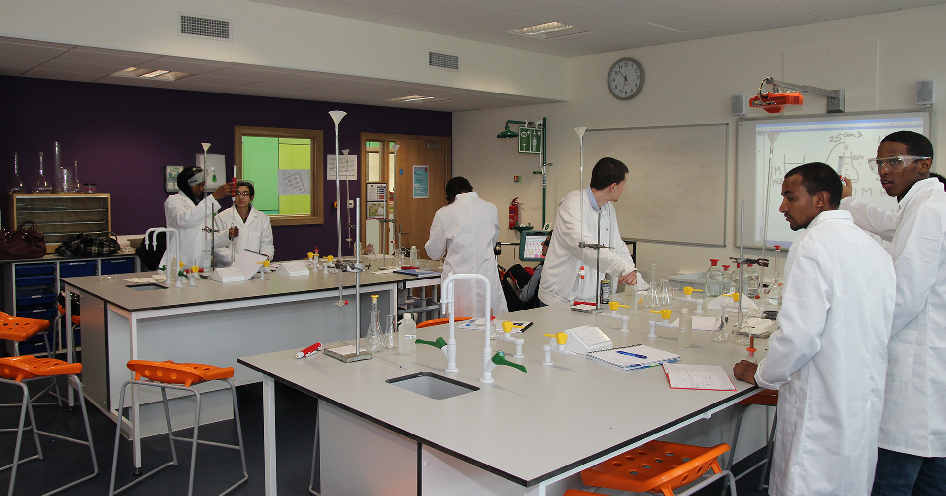 HNC/HND Applied Biology Courses