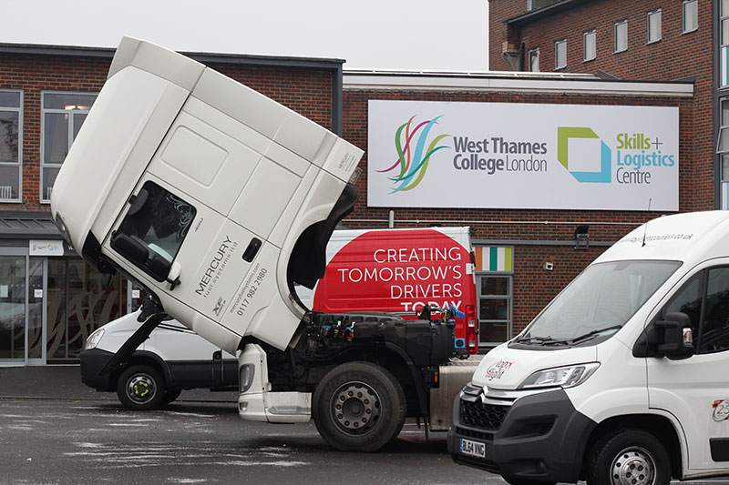 NOTHING STOPS THE MOVE TO THE GREAT SKILLS + LOGISTICS CHALLENGE picture 2