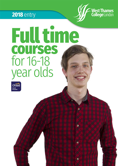16-18 Full Time Courses