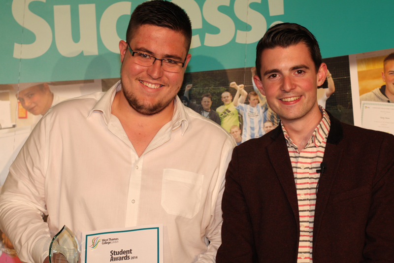 Luke Mallet, Supported Student Award