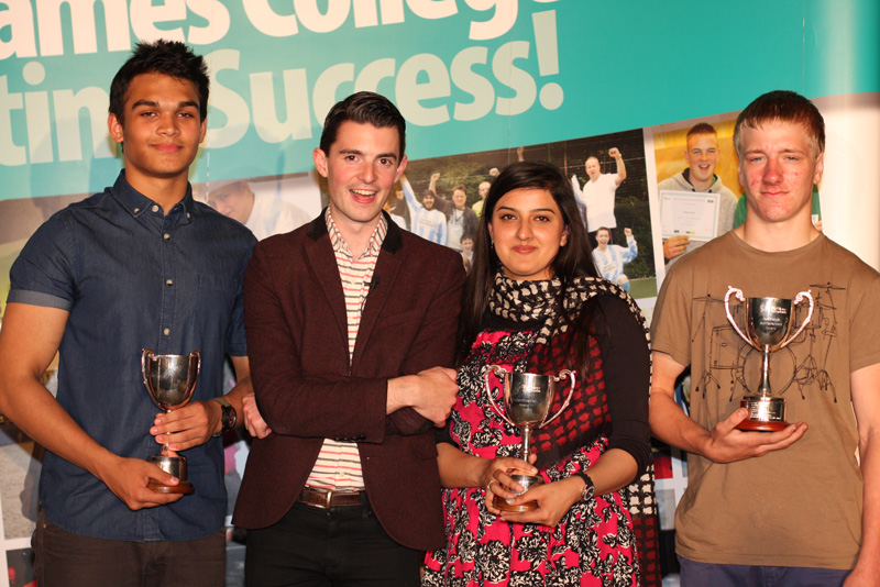 Our Students of the Year 2014