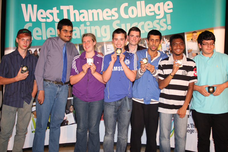 Supported Learning Football Team, Sports Team of the Year Award